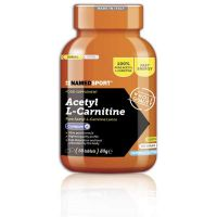 Acetyl L-Carnitina - 60 Tabletas [Namedsport] - Named Sport