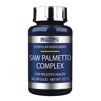 Saw palmetto complex - 60 capsules - Scitec Essentials