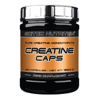 Creatine Caps - 250 cápsulas [Scitec Nutrition]