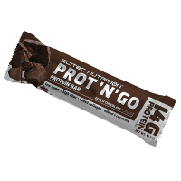 Barrita Prot N Go Bar - 45g - Scitec Nutrition