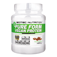 Pure form vegan protein - 450g - Scitec Nutrition
