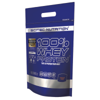 100% whey protein - 1850g - Scitec Nutrition
