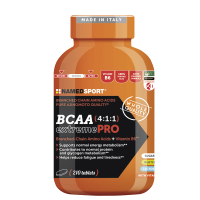 BCAA 4:1:1 Extreme Pro - 110 Tabletas [Namedsport] - Named Sport