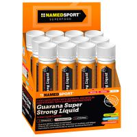Guarana super strong liquid - 20 vials - Named Sport
