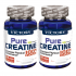 2 X 1 Pure Creatine - 120 caps