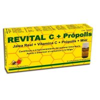 Revital c + propolis - 10ml x 20 vials
