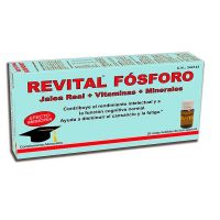Revital fósforo - 10ml x 20 vials -