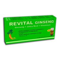 Revital ginseng - 10ml x 20 vials
