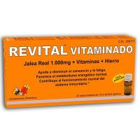 Revital vitaminado - 10ml x 20 vials