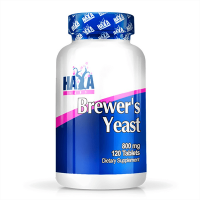 Brewer's yeast 800mg - 120 tablets - Haya Labs