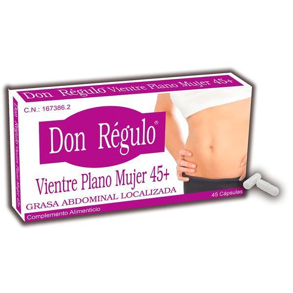 Don regulo flat belly woman 45+ - 45 capsules