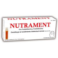 Nutrament - 10ml x 20 vials - Pharma OTC
