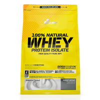 100% natural whey protein isolate - 600g - Olimp Sport