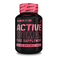 Active woman - 60 tabs - BiotechUSA for HER