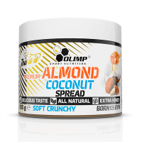 Almond coconut spread - 300g - Olimp Sport