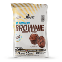Hi protein brownie - 500g - Olimp Sport