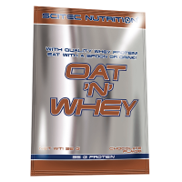 Oat & Whey - 92g - Scitec Nutrition