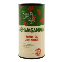 Organic ashwagandha powdered - 125g - GoldNutrition
