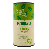 Organic moringa powdered - 125g - GoldNutrition