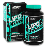 Lipo6 black hers ultra concentrate - 60 capsules - Nutrex