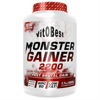 Monster gainer 2200 - 3,5 kg - VitoBest