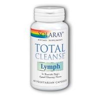 Total Cleanse Lymph - 60 Cápsulas Vegetales [Solaray]