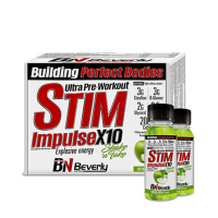 Stim impulse x10 - 60ml - Beverly Nutrition