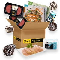 pack fresh products  Diet Premium