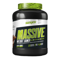 Massive Weight Gainer - 2kg (4.4Lbs) - Soul Project