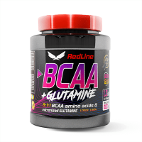 Bcaa 8:1:1 + glutamine - 600g - Invictus Nutrition
