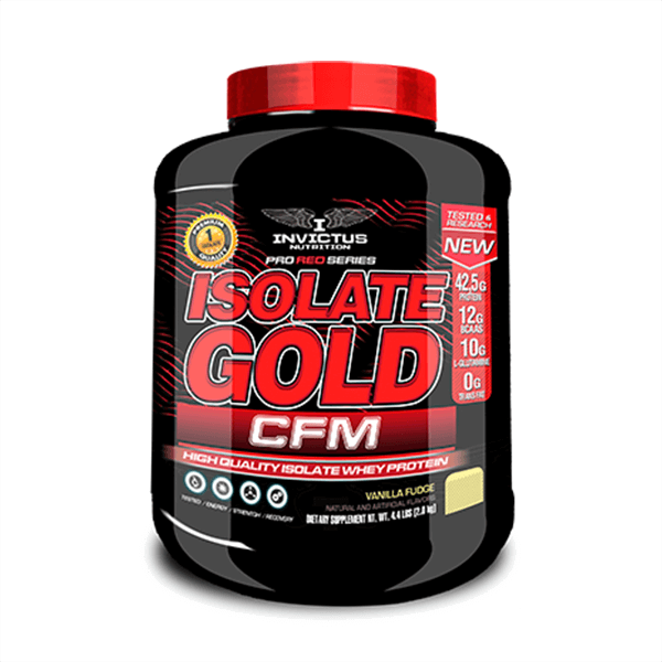 Isolate Gold CFM - 2kg [Invictus Nutrition]