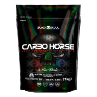 Carbo horse - 1kg - Black Skull USA