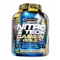 Nitro tech casein gold - 2,23 kg - Muscletech