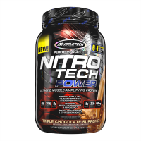Nitro tech power - 908g - Muscletech