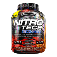 Nitro tech power - 1,8 kg - Muscletech