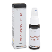 Melatonin + b6 vitamin - 50 ml