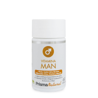 Vitamina Man - 60 cápsulas [Prisma Natural]