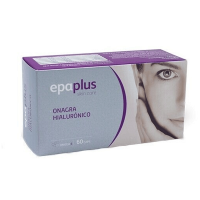 Evening primrose + hyaluronic acid - 60 softgels - Epaplus