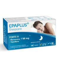 Sleepcare forte plus (melatonin and tryptophan) - 60 capsules