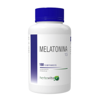 Melatonin - 180 tablets - Herbovita