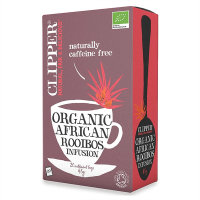 Organic african rooibos infusion - 20 sachets - Clipper