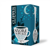 Snore & peace organic infusion - 20 sachets - Clipper