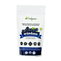 Organic wild blueberry powder - 91g - Gudgreen