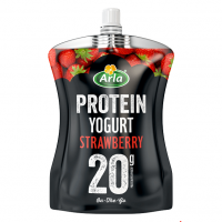 Protein pouch yogurt - 200ml - Arla