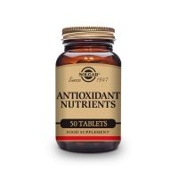 Antioxidant nutrients - 50 tablets