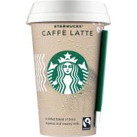 Startbucks caffé latte - 220ml - Starbucks