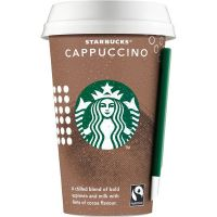Startbucks cappuccino - 220ml - Starbucks
