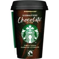 Starbucks signature chocolate - 220ml - Starbucks