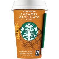 Starbucks caramel macchiato - 220ml