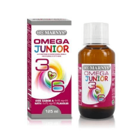 Omega junior 3+6 - 125ml - Marnys